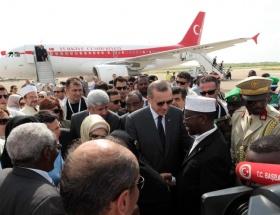 Başbakan Erdoğan Somaliden ayrıldı
