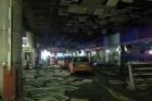 Atatürk Havalimanında patlama ve silah sesleri