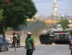 Libyada gazeteciler kaçırıldı