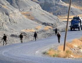 Bitliste askeri birliğe taciz ateşi
