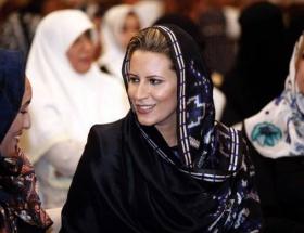 Kaddafinin ailesi Ummana sığındı