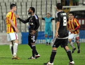 Beşiktaş öldü öldü dirildi