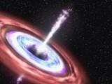 Karadelik yıldızı böyle yutuyor