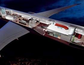 Geleceğin uçağı uçmaya hazır