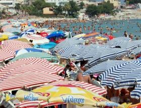 Turizmde yüzde 100 patlama