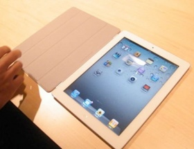 iPad 3ün adı bile yetti
