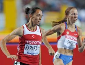 Tuğba Karakaya finalde