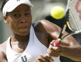 Venus Williamsdan erken veda