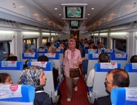 Bayramda 62bin yolcu