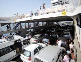 Bozcaada feribot seferleri iptal