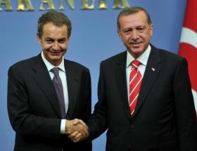 Zapaterodan Türkiyeye destek