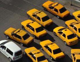 Taksiciler için kanun teklifi