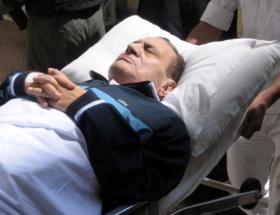 Mübarek, askeri hastanede kalacak