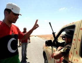 Libya Sudan sınırını kapattı