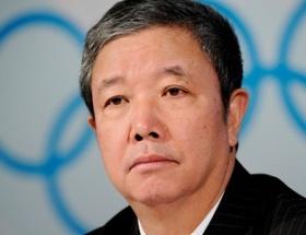 IOC Başkan vekili Zaiqing Türkiyede