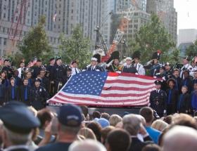 11 Eylül kurbanları New Yorkta anıldı