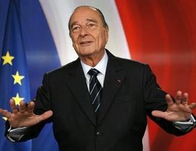 Chirac hastaneye kaldırıldı