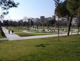 Göztepe Parkına cami için onay