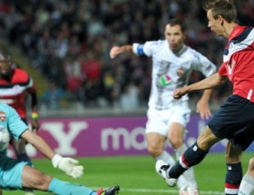 Lille-CSKA Trabzona çalıştı