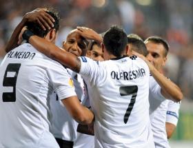 Beşiktaştan Maccabiye futbol derdi