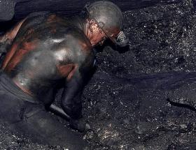 Kömür ocağında göçük