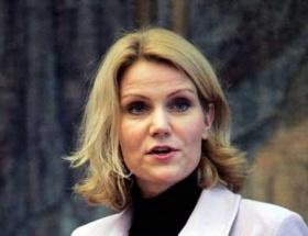 Danimarkaya ilk kadın başbakan