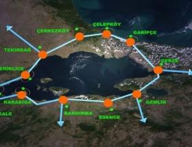 Marmarada fay hattına hassas takip
