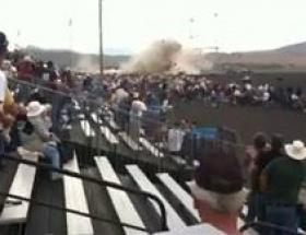 Uçak yarışında facia: 3 ölü
