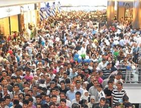 Tuncelili gençler Diyarbakırı gezdi