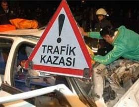 Polis aracı devrildi: 3 polis şehit