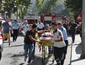 Ankaradan acı haber