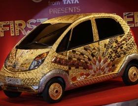 Bu devirde altın araba