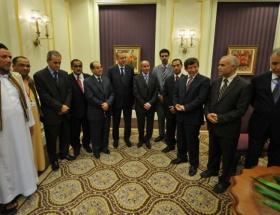 Libyada geçici yürütme kuruldu