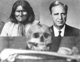 Bushların Geronimo sırrı