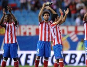 Arda Turansız Atletico kupada yarı finalde
