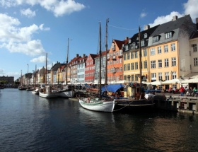 Bir Viking Masalı: Kopenhag