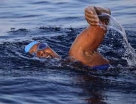 Rekoru denizanaları engelledi