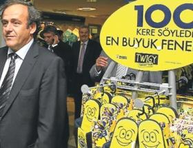Platiniden Fenerbahçeye ret