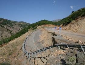 Tunceli-Erzincan yolu ulaşıma açıldı