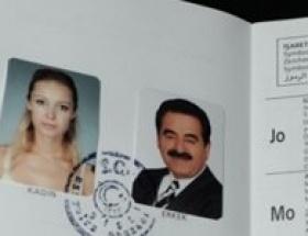 İşte İbonun evlilik cüzdanı