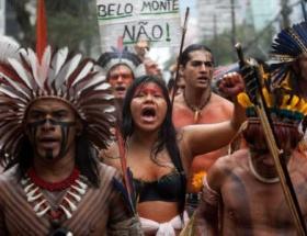 Amazonu onlar kurtardı