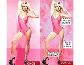 Britney ders oldu!