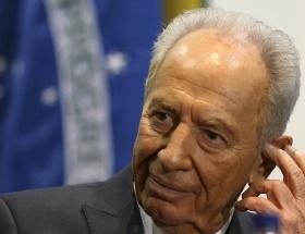 Şimon Peres Yunanistana gidecek