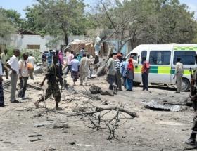 Somalide Kızılay konvoyuna saldırı