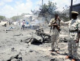 Somalide Türk Büyükelçiliğine bombalı saldırı