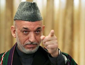 Obama, Karzai ile Taliban müzakerelerini görüştü