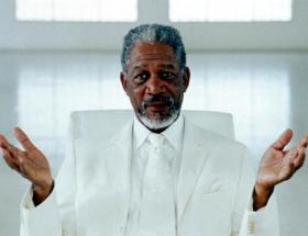 Morgan Freeman İstanbulda
