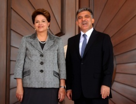 Gerilla lideri Ankarada