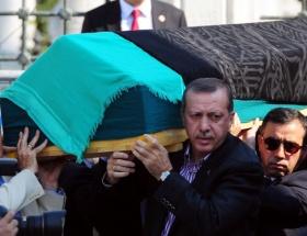 Erdoğan, annesinin 40 mevlidine katıldı
