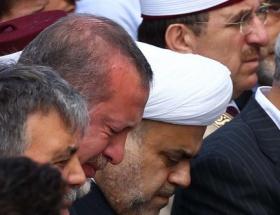 Erdoğanın en zor vedası